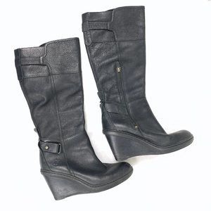 Stratham Heights 3in Wedge Heeled Knee Boots 8W